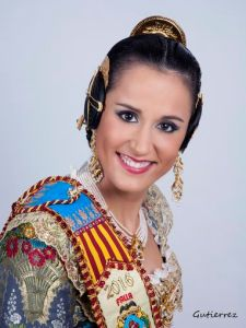 Sonia Pérez Peris Falla Federico Mistral - Murta