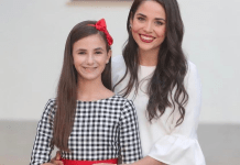 Carmen Martín y Nerea López asumen el trono fallero tras dos años sin cambio