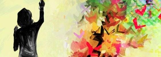 Ser positivo – Uma vida mais colorida