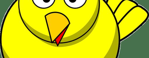 A Galinha Amarela