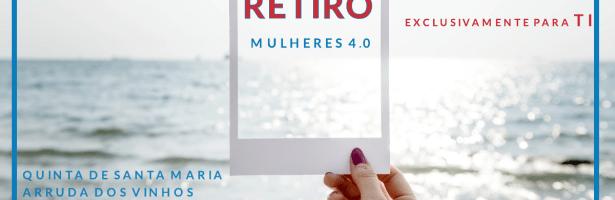 """Retiro """"Mulheres 4.0"""""""