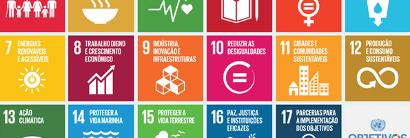 Cuidemos do nosso Planeta: Objectivos de Desenvolvimento Sustentável