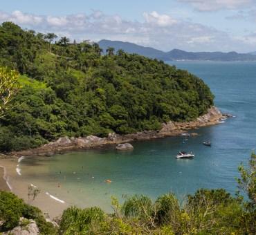 Praias de Santa Catarina: praia do Estaleiro