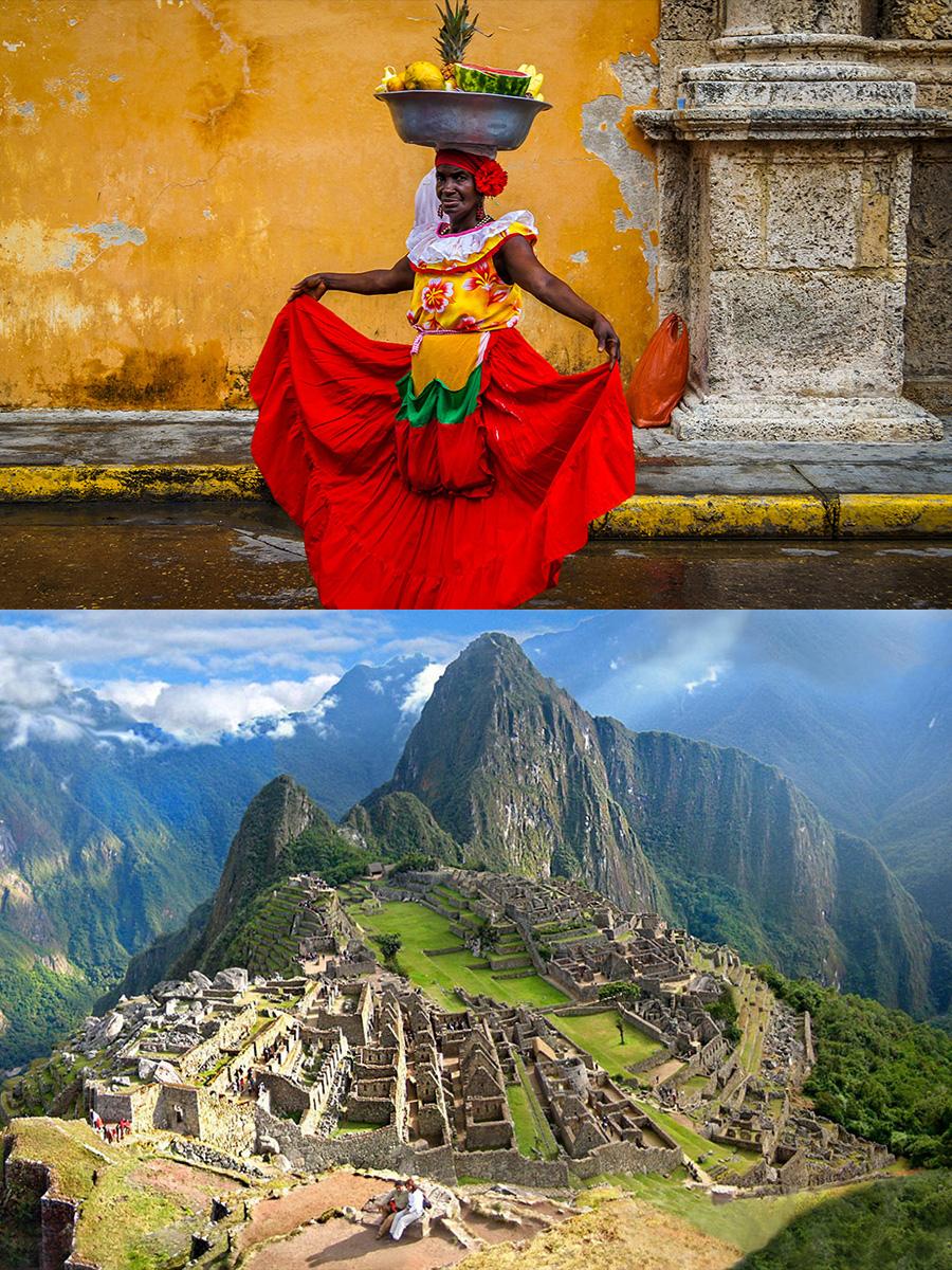 andes, viagem, viajar barato, Colombia, Peru