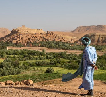 Ait Benhaddou – um tesouro marroquino