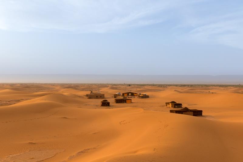 Viver a Viagem - Erg Chigaga - Marrocos - Alexandre Disaro - 35