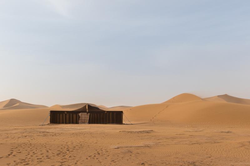 Viver a Viagem - Erg Chigaga - Marrocos - Alexandre Disaro - 50