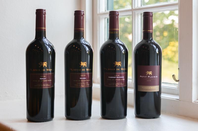 Rota dos vinhos África do Sul