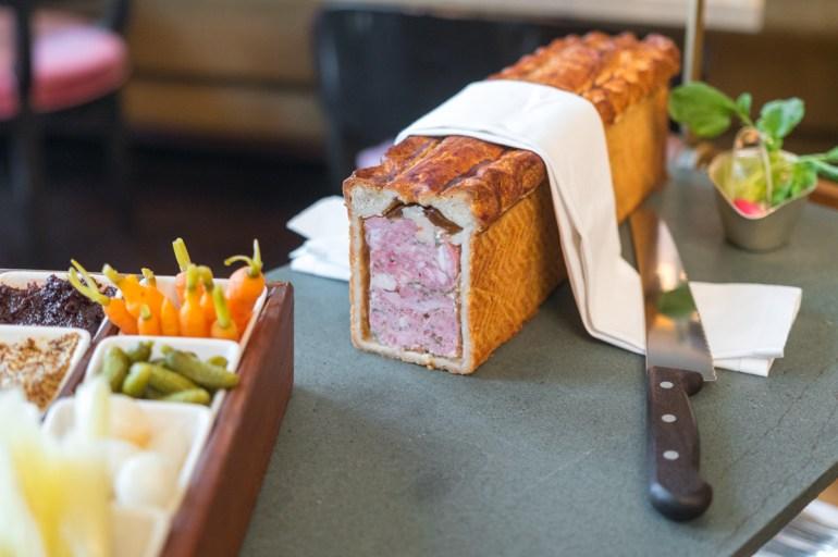 Pork pie: almoço tradicional em Londres