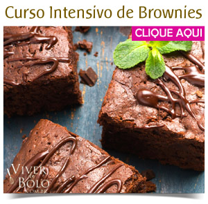 curso intensivo de brownies