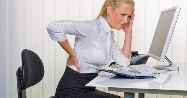 Sedie Ufficio Schiena : Sedie da ufficio per il mal di schiena leyform