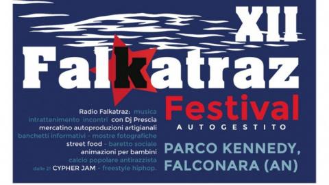 Falconara Il 25 Aprile Al Parco Kennedy Con Falkatraz