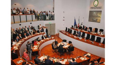 Ceriscioli, neo Consiglio Regionale