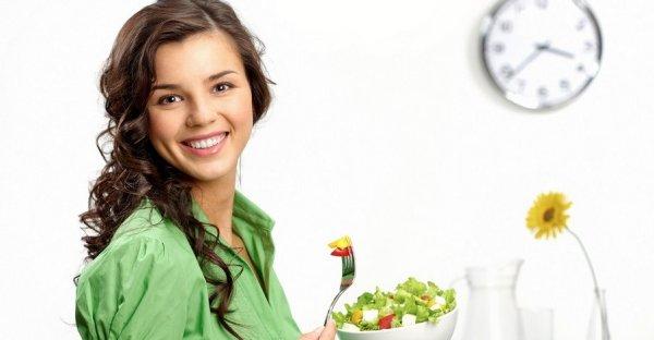 Stile di vita sano - mangiare sano e bene fa bene alla salute