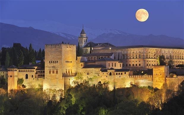Alhambra - Spagna, Granada