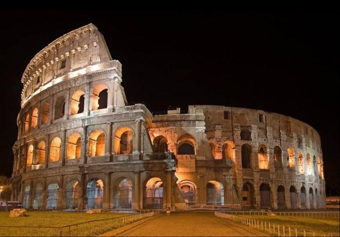 Colosseo - Italia, Roma