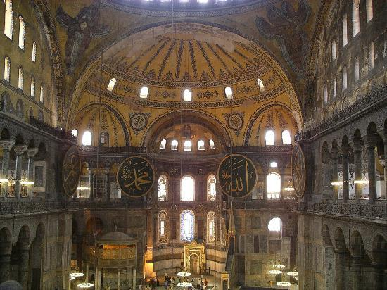 Chiesa di Santa Sofia - Turchia,Istanbul