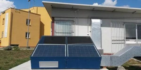 condizionatore solare