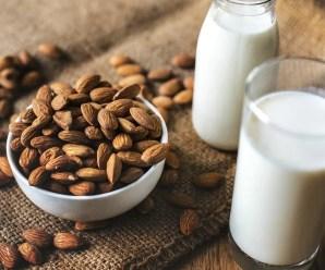 Il Latte di Mandorla: ottimo a colazione e merenda
