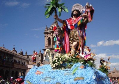 Fiestas and Traditions in San Cristóbal