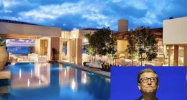 This is the new mansion of Bill Gates, valued at $ 43 million