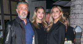 Daughters of Sylvester Stallone dazzle you with beauty in Beverly Hills