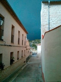 Paisajes montaña Alicante