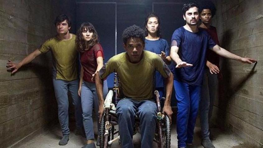 3%, une série Netflix futuriste