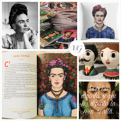 Frida Kahlo: style and poetry beyond the myth; on display at Mudec