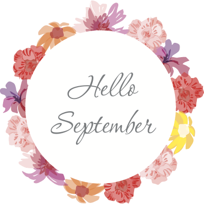 Hello September: Just ready to restart…!