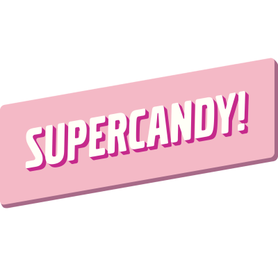 Supercandy museum pop-up, pink is the most instagramed color!
