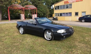 Mercedes Benz SL300