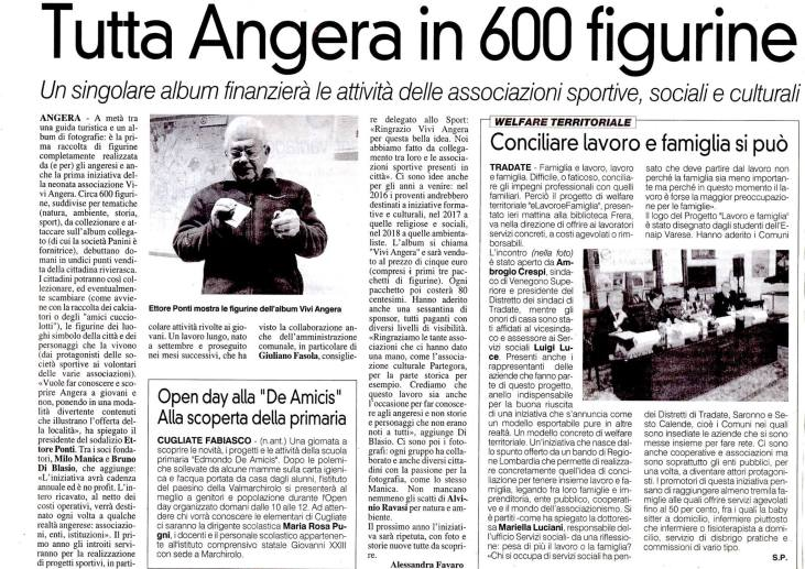 Tutta Angera in 600 Figurine