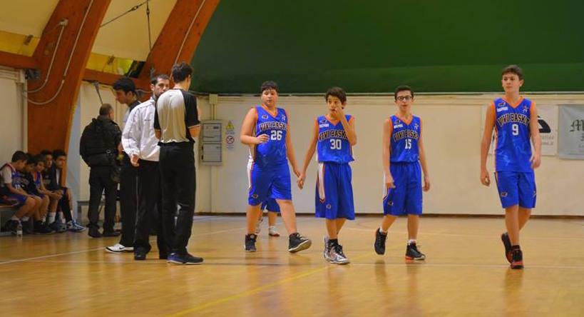 Under 13 Elite: i ragazzi Vivi Basket vincenti ad Avellino