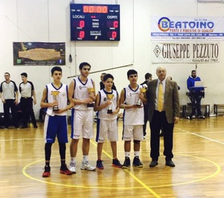 Under 14 – Join the Game: vittoria Vivi Basket