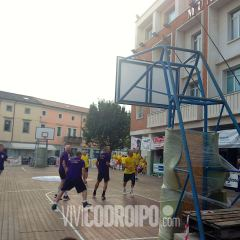 Palio dei Rioni 2014 – Foto del gran finale, partita All Star Game