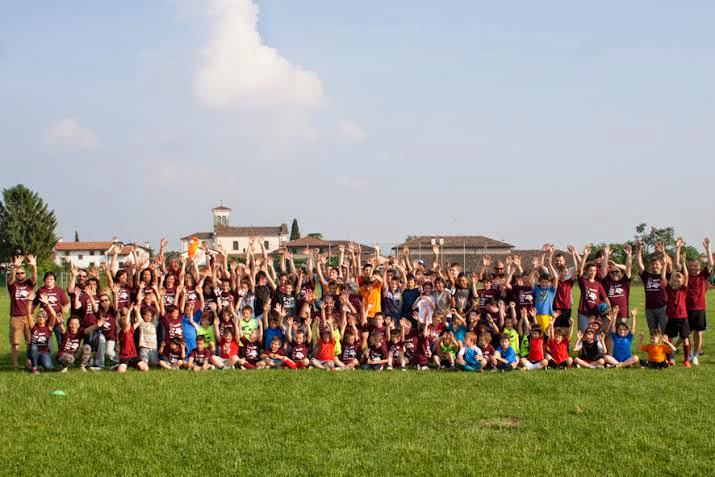 12 08.03.2015   Rugby giovanile in festa a Codroipo.