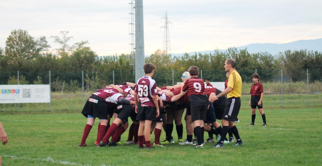 Rugby Codroipo OverBugLine – Rugby sport pedagogico.