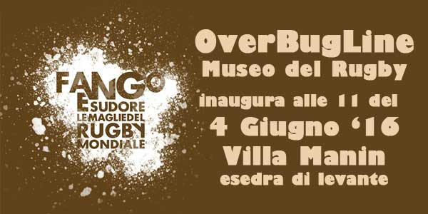 MuseoFB 600x300 RUGBY   TORNEO CITTA' DI CODROIPO E MUSEO DEL RUGBY