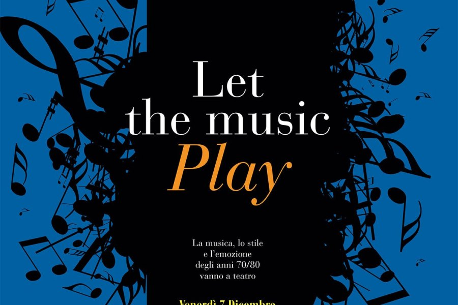 "07.12.2018 – ""Let The Music Play"" Ceghedaccio Symphony Orchesta Fvg a Udine"