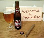 Bucanero - cerveja cuba
