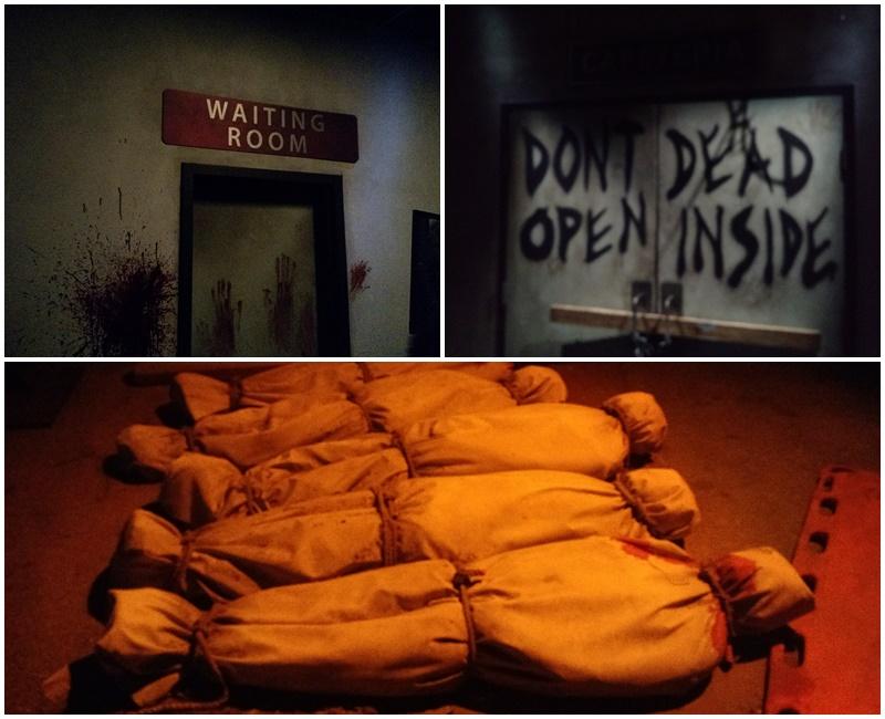 Maze The Walking Dead - Halloween Horror Nights