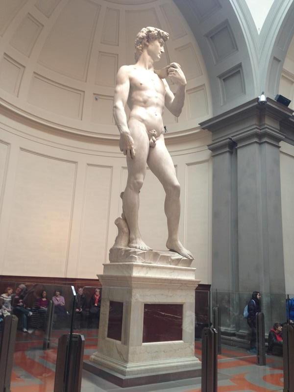 Davi de Michelangelo - Galeria Academia