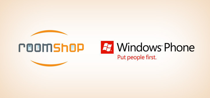 RoomShop Sky for Windows Phone – On Marketplace!