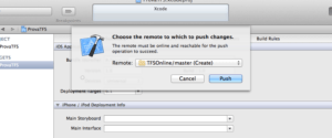 Xcode - Add remote Repository 5