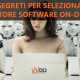 Ecco i 5 segreti per selezionare il tuo fornitore software on-demand
