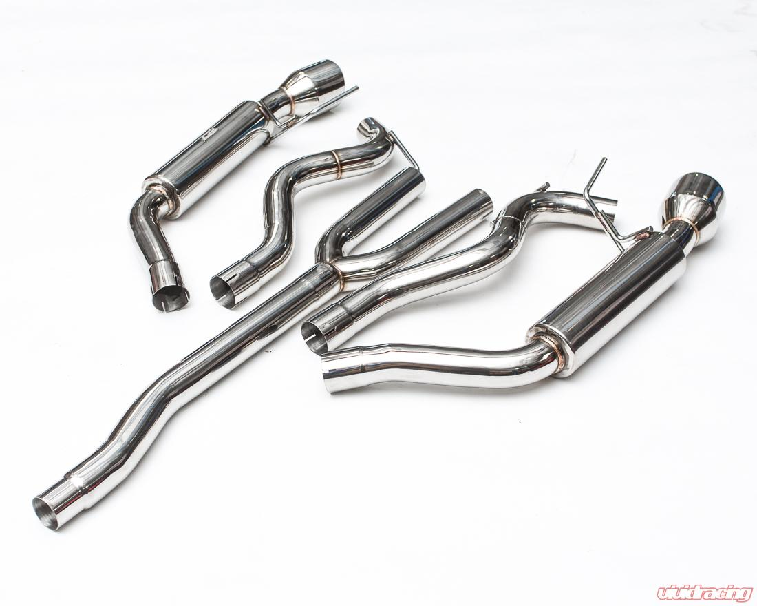 Agency Power Race Tuned Catback Exhaust Ford Mustang Ecoboost 2 3l 15 16