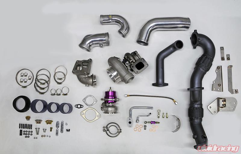 hks gt3240 full turbo kit mitsubishi evo x non sst 08 12