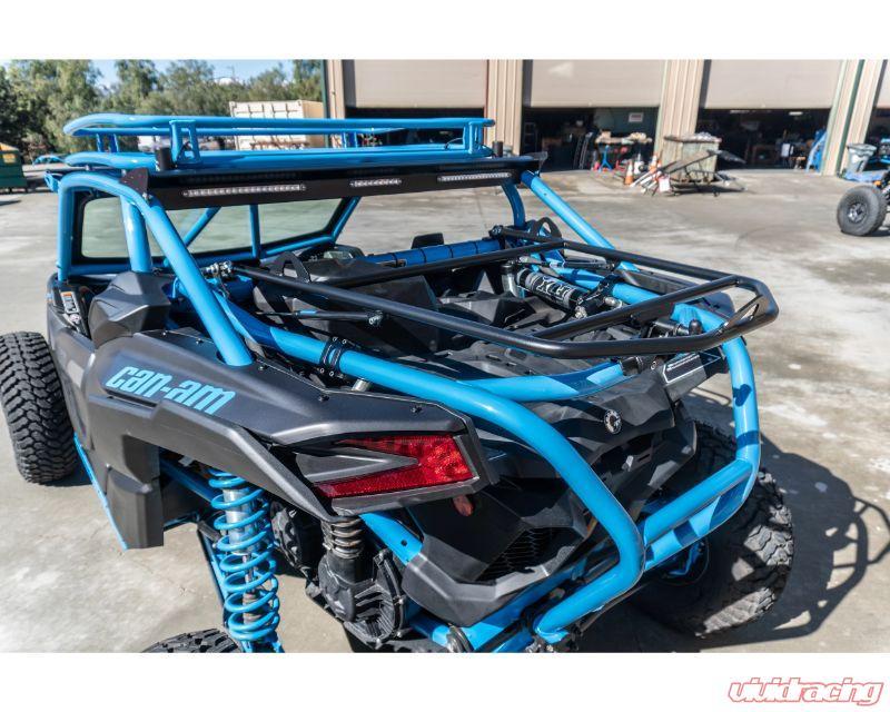 madigan motorsports spare tire rack can am maverick x3