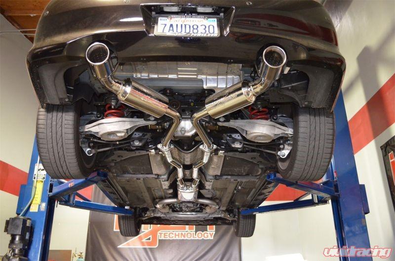 injen performance exhaust system 2008 2013 infiniti g37 coupe v6 3 7l